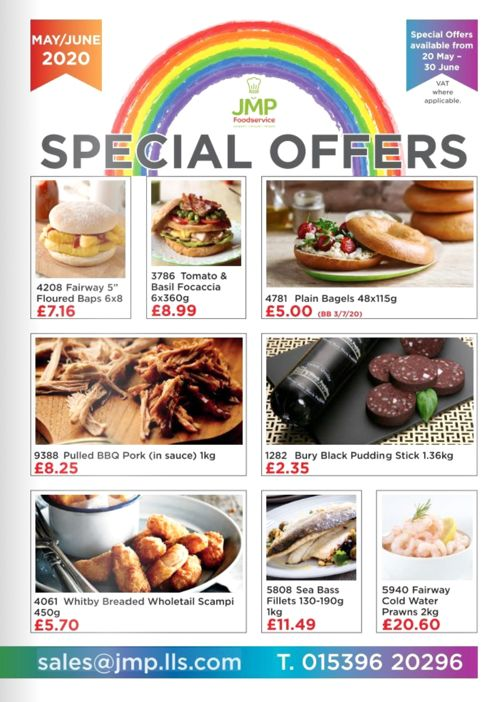 August Offers
